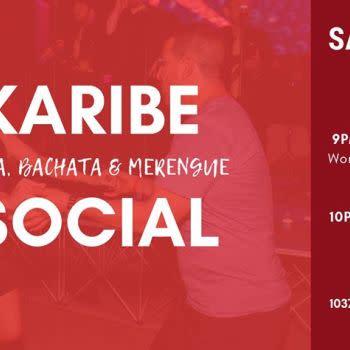 Karibe Social + Ladies Styling Workshop