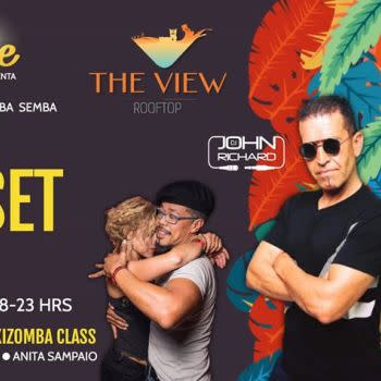 SHINE Dance Sunset • DOM.17 Nov @The View Rooftop