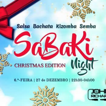 SHINE SaBaKi Night • Christmas Edition • SEX.27 Dez @SOHO Club
