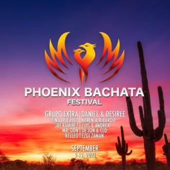 3rd Annual Phoenix Bachata Festival
