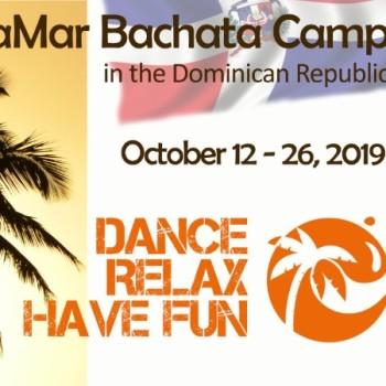 BailaMar Bachata Camp October 2019