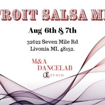 Detroit Salsa Mia