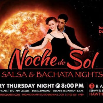 Noche de Sol: Salsa & Bachata Thursdays