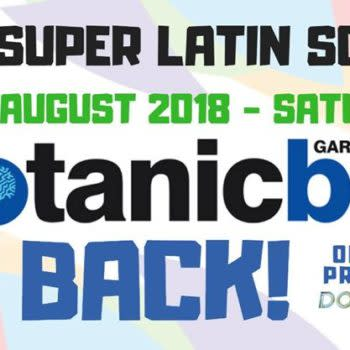 Botanic Bar is BACK! The biggest party is back in town! 18th Aug