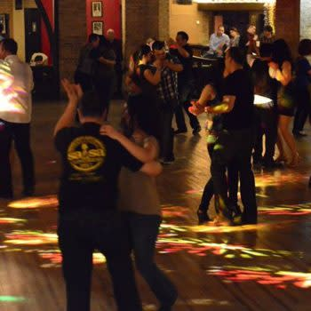 RUMBA & SALSA Lessons & Open Dancing