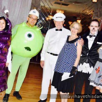 Halloween SALSA Night at the Glendora