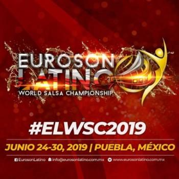 Euroson Latino World Salsa Championship 2019