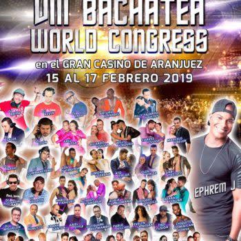 Bachatea World Congress 2019
