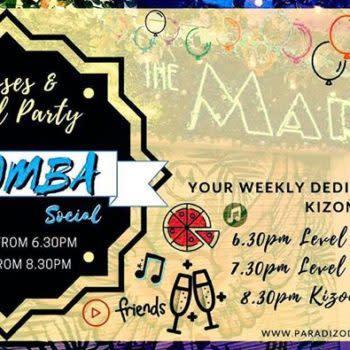 KIZ Night – Tuesdays at The Marquee Bar! Classes & Social
