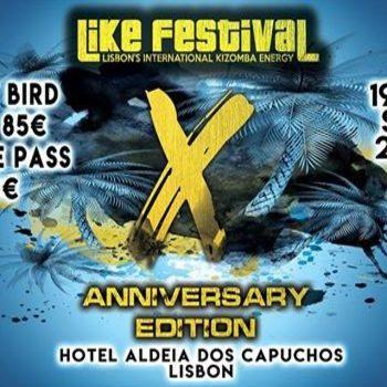 Like Festival X