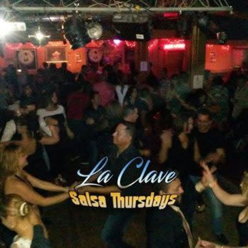 Salsa Bachata Thursdays at La Clave Dance Classes at 8pm