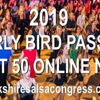 Yorkshire Salsa Congress 2019