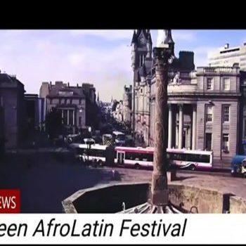 Aberdeen AfroLatin Festival 3rd edition