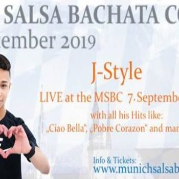 Munich Salsa Bachata Congress