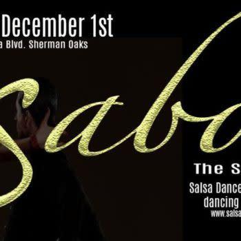 Sabor Salsa Y Mas in Sherman Oaks Saturday