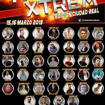 Taxi Xtrem Edicion Ciudad Real 15,16,17 Marzo 2019