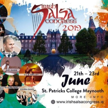 Irish Salsa Congress 2019