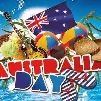 Australia Day – Mega Latin Party at Paradizo