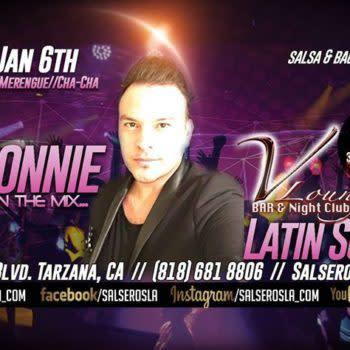 New V Lounge Latin Sundays – Dance classes & Social Dancing!