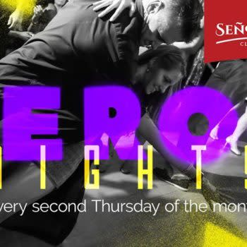 Ceroc Nights at Señor Taco