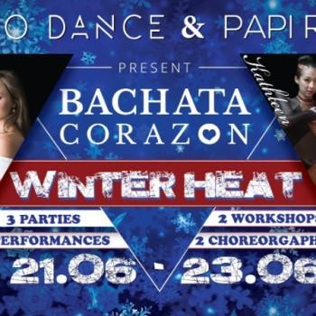 Bachata Winter Heat With Alex Alberola, Micka&Emi And Kathleen