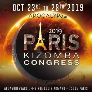 Paris Kizomba Congress 2019