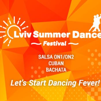Lviv Summer Dance Festival
