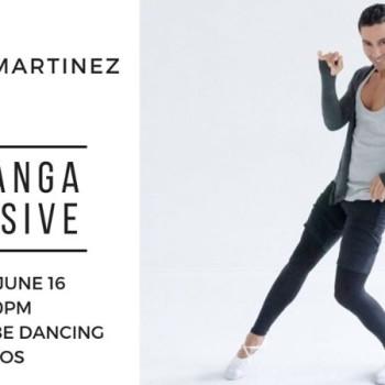 Pachanga Intensive W/ Frankie Martinez