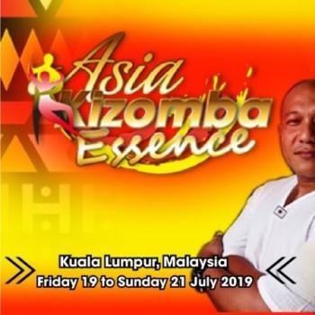 AKE: Asia Kizomba Essence – 2019