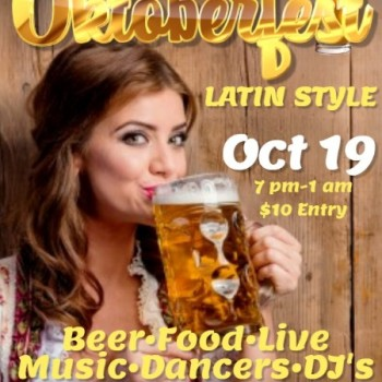 Latin Style- Oktoberfest
