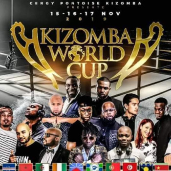 PARIS Kizomba World Cup Festival 2019