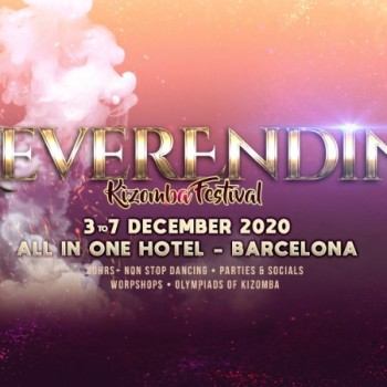 Neverending Kizomba Festival Barcelona 20 (4rd Edition)