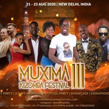 Muxima Kizomba Festival III