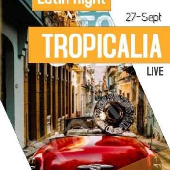 Cuban Accent In Freo – Tropicalia Band