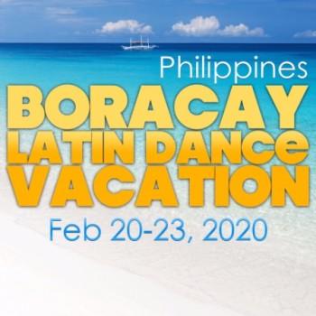 Boracay Latin Dance Vacation