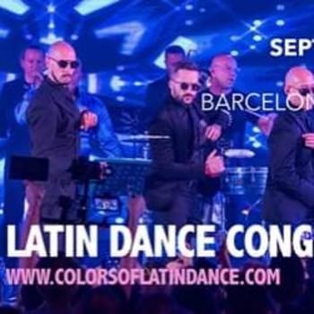 Colada – Latin Dance Congress – Spain