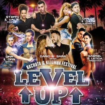 Level Up Bachata & Kizomba Festival