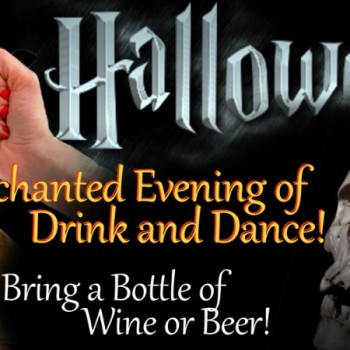 Spooky Halloween Salsa Dance Social!