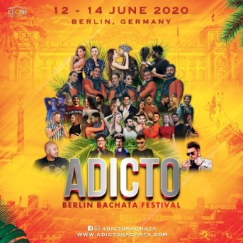 Adicto: Berlin Bachata Festival 2020