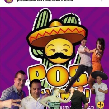Pos Bueno Latin Night Of Fun & Friends