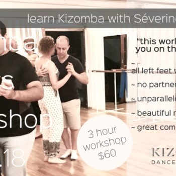 Learn Kizomba in 3 Hours