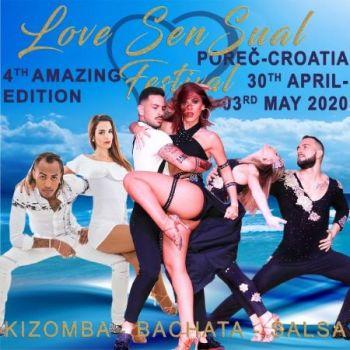 Love Sensual Festival Poreč 2020
