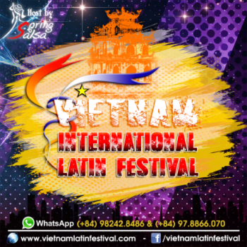 Vietnam International Latin Festival – 5th Edition