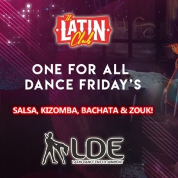 Latin Dance Friday's – One For All!