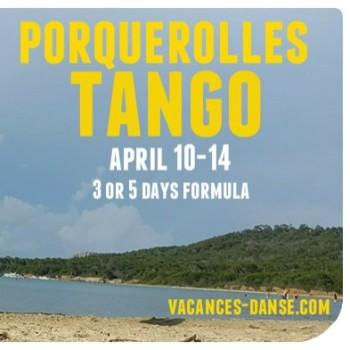 PORQUEROLLES TANGO