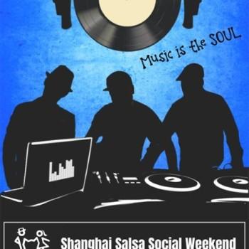 Shanghai Salsa Social Weekend(SSSW)