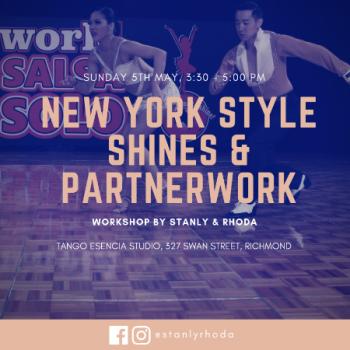 Workshop: NY Style Shines & Partnerwork