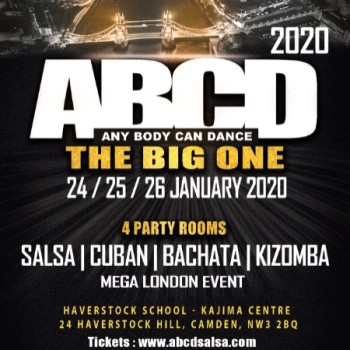 ABCD – London's Mega 3 Days Event