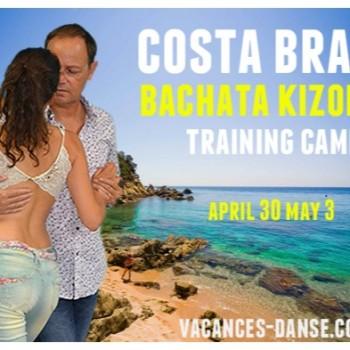 COSTA BRAVA BACHATA KIZOMBA TRAINING CAMP