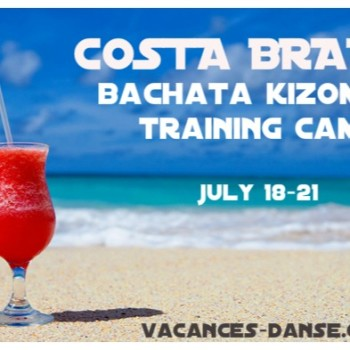 Costa Brava Bachata Kizomba Summer Camp